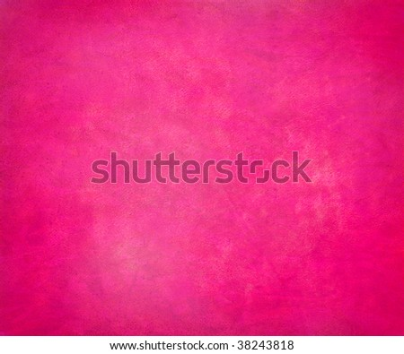 bright candy pink grunge paper background