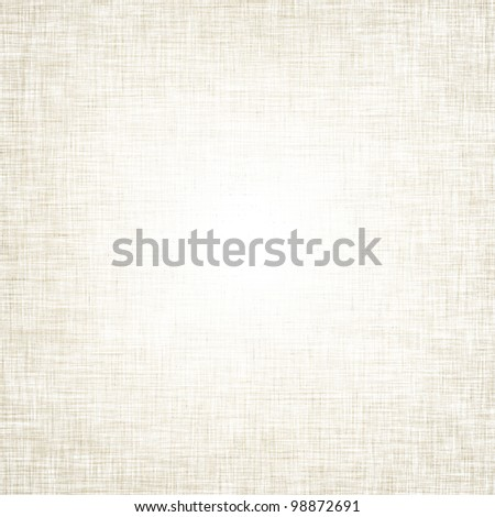bright canvas texture background - stock photo