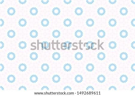 Bright Endless Wallpaper. Plum, White, Aquamarine Dots with Light. Wash Drawing Design. Bohemian Carpet Grunge Style. Blue Unusual Geometry Marrakesh Geometry.