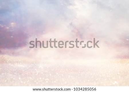Bright galaxy or fantasy background. Abstract light burst . magical and mystery concept
