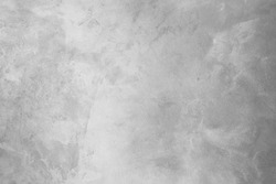 bright gray background with abstract highlight corner and vintage grunge background texture.