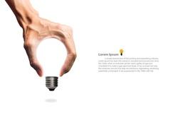Bright idea.
