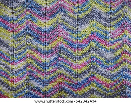Free Photos Knitted Pattern Zigzag Avopix