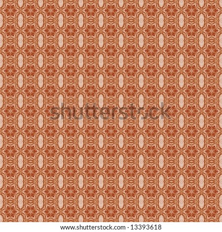 floral wallpaper tile. hexagon-flower wallpaper