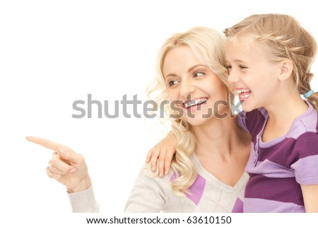 happy mother and child. of happy mother and child