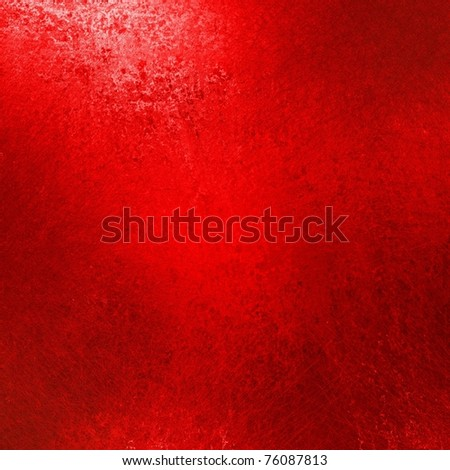 bright primary red background, elegant fancy old vintage background grunge texture, red painted canvas wall red paper Christmas background abstract red banner valentines, July 4th luxury background