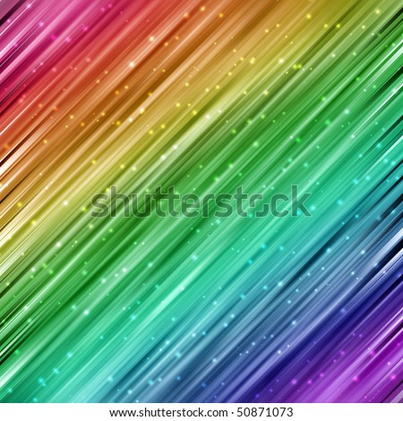 Rainbow Background on Bright  Rainbow Background  Wallpaper  Base Stock Photo 50871073