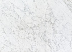 Bright smooth white marble texture background for decorative wall