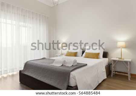 Brightly and Fresh Bedroom Suite #564885484