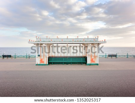 Brighton Promenade England #1352025317