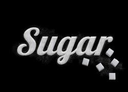 "Brilliant designed the words ""Sugar"