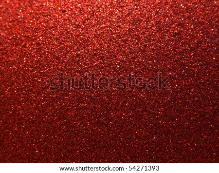 brilliant red background for a festive decoration