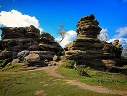 Brimham Rocks formation
