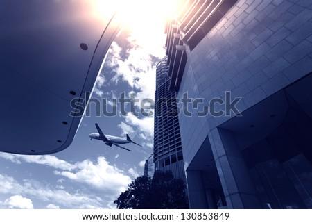Brisbane, modern urban architecture