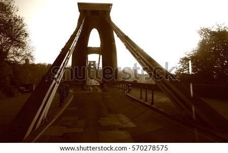 Bristol Suspension Bridge #570278575