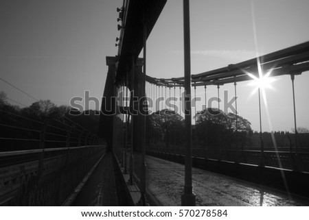 Bristol Suspension Bridge #570278584
