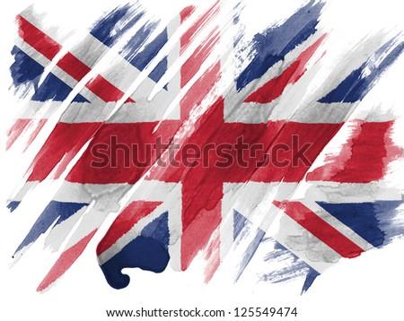 Как сделать вшопе флаг британии сверхуграфии