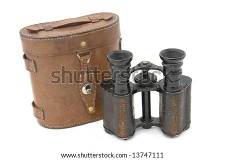 Ww2 Field Binoculars British Army Field Binocular