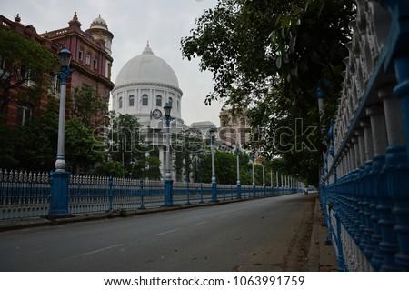 British Colonial architecture in Kolkata