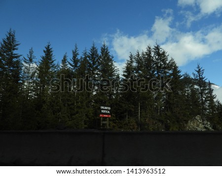British Columbia Mountains Forests Roads #1413963512