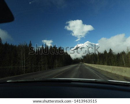 British Columbia Mountains Forests Roads #1413963515