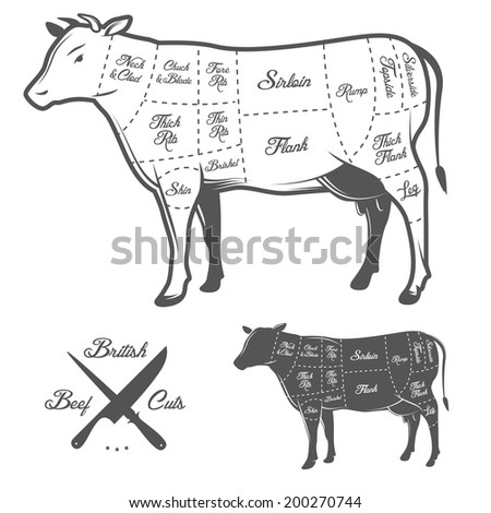 Oxtail Rant Recipe And Rave Review besides Halal Quarter Goat Cutup likewise Eating Chilean Beef besides Lamb furthermore What To Do With An Eye Of Round. on cuts of steak diagram