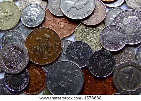 British pounds and pennies macro