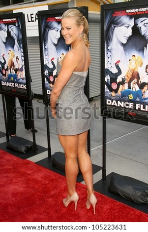 Brittany Daniel  at the Los Angeles Premiere of \'Dance Flick\'. Arclight Hollywood, Hollywood, CA. 05-20-09