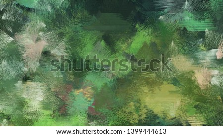 broad brush strokes background with dark olive green, ash gray and gray gray colors. graphic can be used for wallpaper, cards, poster or creative fasion design elements.