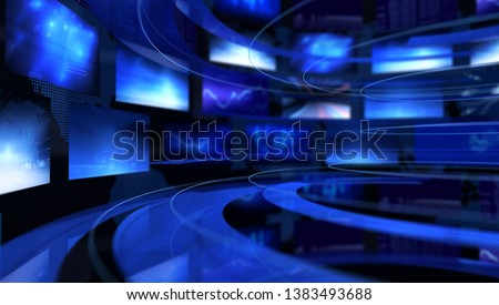 Broadcast and Streaming - 3D Rendering
