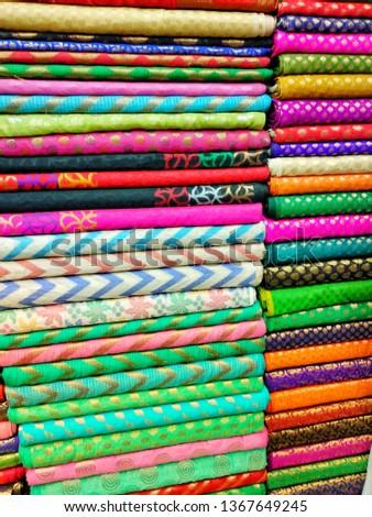 Brocade fabric market, material, Fabric store, colorful fabric, cloths, indian fabrics, silk fabrics