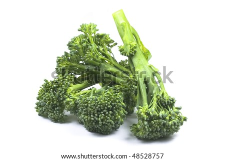 Broccolini for healthy food