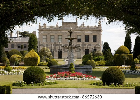 Brodsworth Hall Victorian Country House