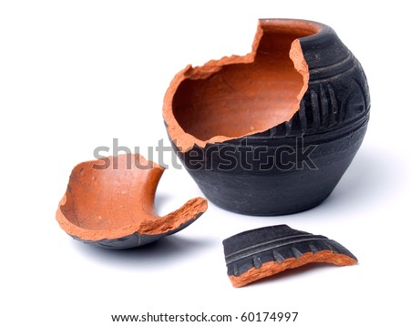 Free Photos Isolated Broken Vase On White Background Avopix
