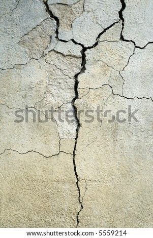 Broken Concrete background