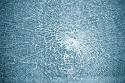 broken glass,background of cracked window