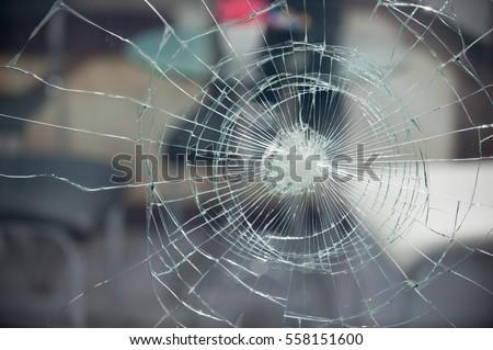 Broken glass for background pattern #558151600