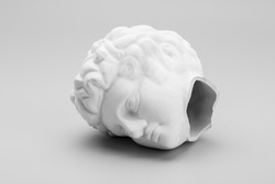 Broken Head Sculpture of David sculpture