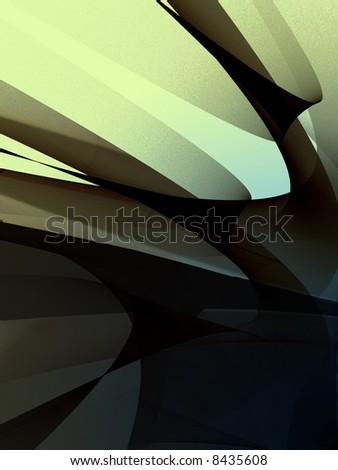 broken shards abstract background