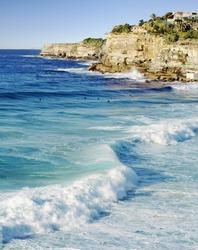 Bronte beach in Sydney Australia, near Bondi