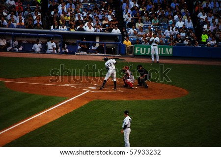 BRONX, NY - AUGUST 28: Yankees third baseman Alex Rodriguez is hit by a pitch in a game against the Boston Red Sox at Yankee Stadium August 28, 2007 in Bronx, NY