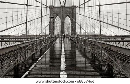 Brooklyn Bridge #68859466
