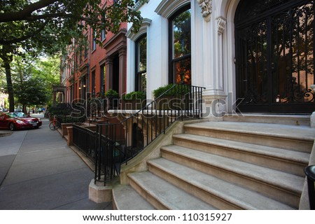 Brooklyn Heights/Views of Brooklyn Heights, Brooklyn's oldest & most historic neighborhood