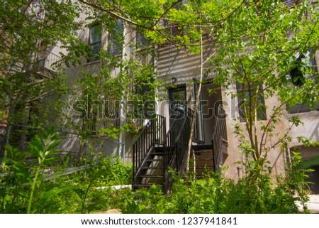 Brooklyn Street Photography #1237941841