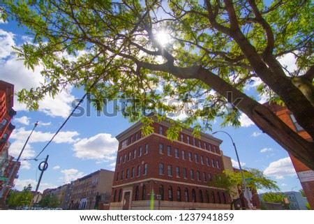 Brooklyn Street Photography #1237941859