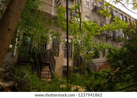Brooklyn Street Photography #1237941862
