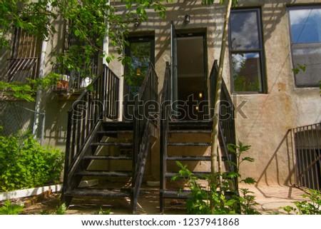 Brooklyn Street Photography #1237941868