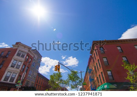 Brooklyn Street Photography #1237941871
