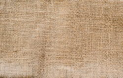 brown burlap texture background pattern