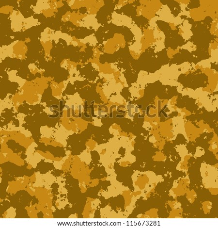 brown camouflage pattern - stock photo